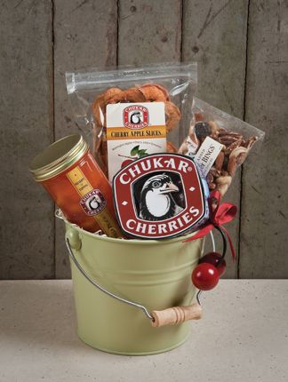 Chukar Cherry Co. Heart of Seattle Gift Basket