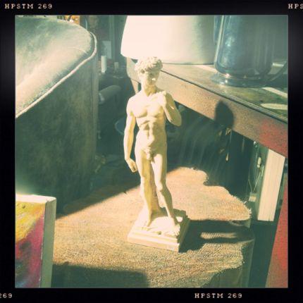 Inspiring Moment: David Statue