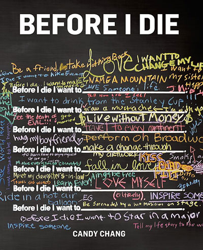 Before I Die Book Cover